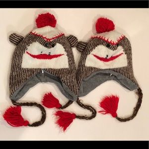 Sock Monkey Winter ❄️ Hats (2)
